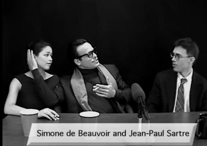 Sartre and de Beauvoir